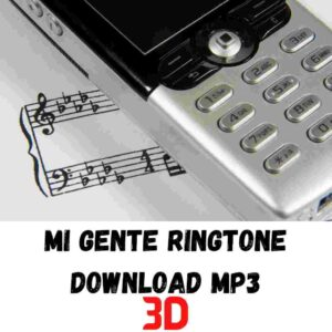 Mi gente ringtone download mp3: mi gente remix ringtone